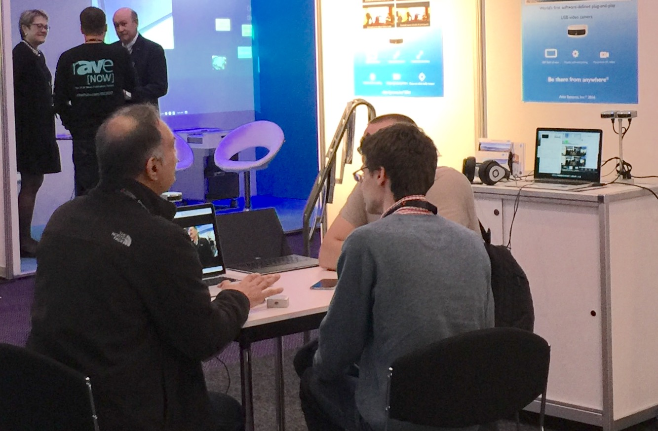 ISE 2017 in Amsterdam finishes today – another sucessful event