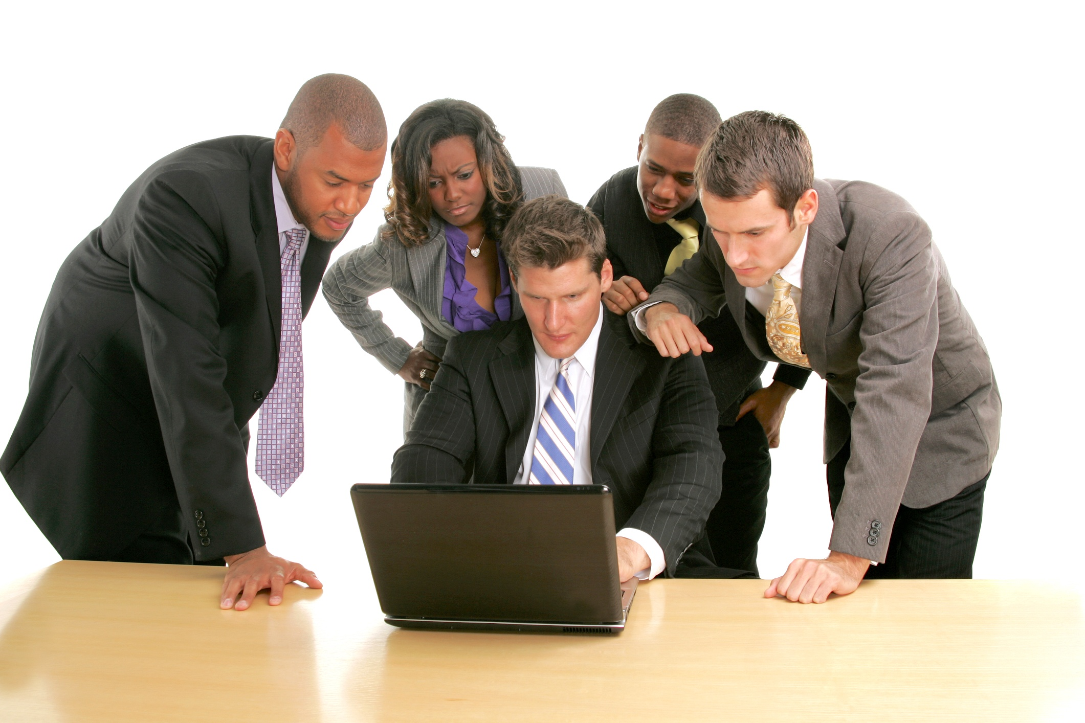 Is this your experience of a video conference meeting?