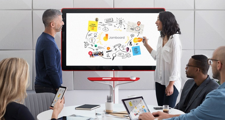 Upgrade Your Google Jamboard Meetings in 5 Easy Steps