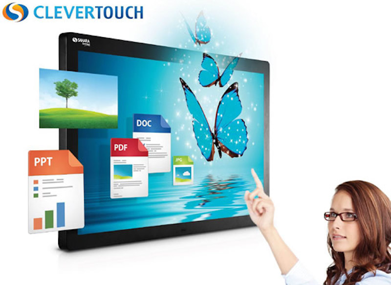 Turbo-Charge your Clevertouch Video Meetings