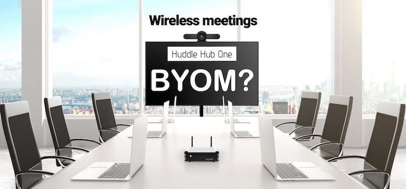 Why has Biamp Bought into BYOM?